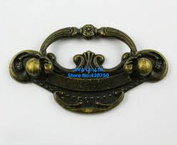 Cabinet Knob Backplate Antique Brass compare prices on antique brass cabinet knobs online shopping buy