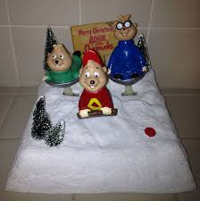 Alvin And The Chipmunks Cake Decorations by Image Alvin And The Chipmunks Go Sledding Jpg Gemmy Wiki