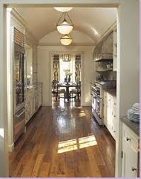Nice Idea For My Galley Kitchen And Love Of French Country Decor