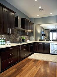Kitchen Paint Colors With Medium Cherry Cabinets by Kitchen Wall Colors With Dark Brown Cabinets Kitchen Wall Paint