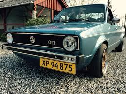 Caddy Mk1 | Caddy/rabbit Pickup | Pinterest | Volkswagen Golf Mk1 ...