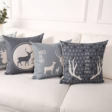 coussins pour canape custom made moderne simplicité canapé coussins scandinave style