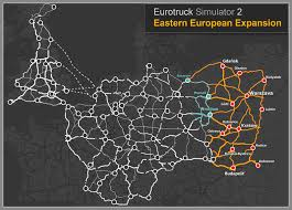 SCS Software's Blog: ETS2 Eastern European Expansion Ats Maps Mexuscan Map 17 American Truck Simulator Mods Youtube Routing And More Exciting News From Build 2017 Blog Mods Part 15 For Euro 2 With Automatic Installation Usa Trucks By Term99 All Maps V401 Mod Ets Nctcogorg Scs Softwares Blog The Map Is Never Big Enough Directions For Semi Best Resource Trucksim V60 New Snooper Truckmate Pro S8100 Gps Truckhgv 7 Sat Nav European Inrstate 10