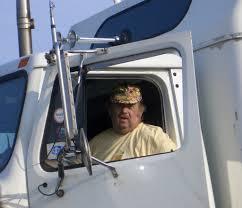 100 Looking For Truck Drivers Funnylooking Truck Driver Ken Flickr