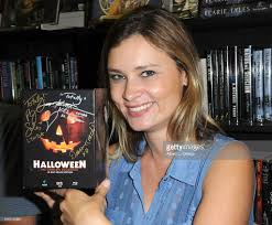 Scout Taylor Compton Halloween 3 by Actress Kristina Klebe At The Signing For Entire Halloween Complete Picture Id456019096