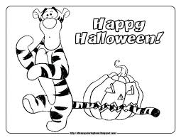 Coloring Pages Page Halloween Color Free By Number To Print For Kindergarten