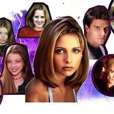 Halloween 2007 Cast Now by Buffy The Vampire Slayer Cast Then U0026 Now Sarah Michelle Gellar