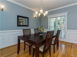 Unique Dining Room Chair Rail On With Regard To Traditional Crown Molding In Apex
