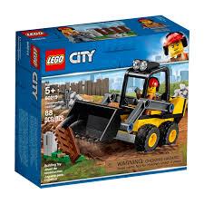 100 Lego City Dump Truck LEGO Great Vehicles Construction Loader 60219 Walmartcom