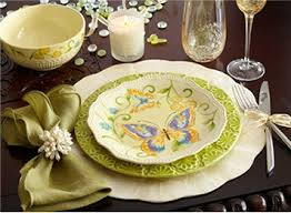 Could This Be An Everyday Place Setting Especially If Your Kitchen Decor Is French Country