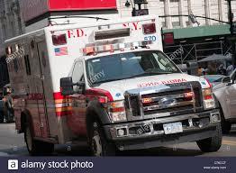 Ambulance Emergency Vehicle Usa Stock Photos & Ambulance Emergency ...
