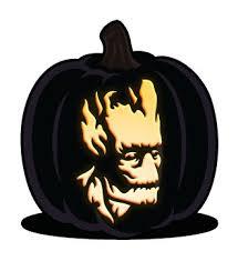Puking Pumpkin Pattern Free by Guardians Of The Galaxy Pumpkin Stencil Google Search Fall Fun