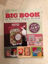 The Big Book Of Holiday Paper Crafts For Sale In Indianapolis IN