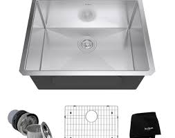 Home Depot Kitchen Sinks Stainless Steel by Sink Amazing 27 Inch Undermount Kitchen Sink Kraus Undermount