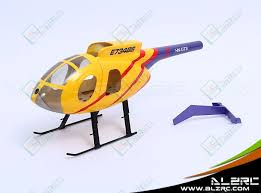 ALZRC 250 MD500E Scale Fuselage C for ALZRC T Rex 250 BUY NOW