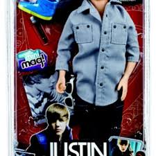 Justin Time Bieber Toys Are Hot For The Holidays Home And Family