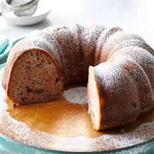 Old Fashioned Pear Cake Recipe