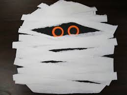 Halloween Arts And Crafts With Construction Paper