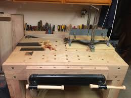 Wood River Economy Bench Vise Hardware by Woodcarving Jim The Chairmaker U0027s Blog