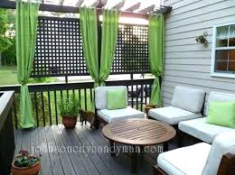 Privacy Ideas For Patios Yard And Patio Privacy 1 Privacy Ideas