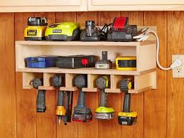 11 Cordless Tool Station