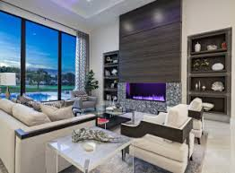 75 moderne wohnzimmer mit eingelassener decke ideen