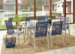 COSCO Outdoor Living 7 Piece Paloma Patio Tempered Glass Table Top ... 88 Off Crate Barrel Paloma Ding Table Tables Amazoncom Tms Chair Black Set Of 2 Chairs Our Monday Mood Set Courtesy Gps The Dove Ding Corner And Bench Garden Fniture Paloma With 6chairs 21135 150x83xh725cm Glass Paloma Dning Table Chairs In Ldon For 500 Sale 180cm Oval Helsinki Fabric Solid Wood Six Seater Fabuliv Homelegance 137892 Helegancefnitureonlinecom Alcott Hill 5 Piece Reviews Wayfair Shop Simple Living Wooden Free