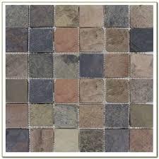 montauk black slate tile home depot tiles home decorating