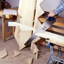 fabrication d un escalier extérieur en bois