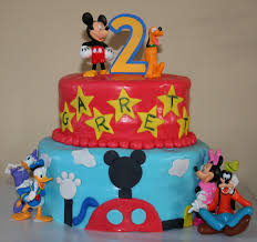 Themes Baby Shower Mickey Mouse Baby Shower Cakes Plus Mickey