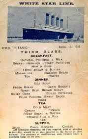 The Upper Deck Akron Ohio Menu by 138 Best Rms Titanic Images On Pinterest Titanic History Travel