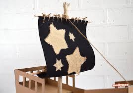 100 Design A Pirate Ship MollyMooCrafts DIY Cardboard Craft Tutorial