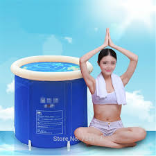 Inflatable Bathtub For Adults by Bathroom Gorgeous Portable Tub Jacuzzi 106 Full Image For