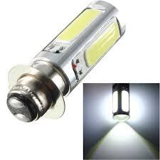 universal 12v led motorcycle headlight bulbs 10w 6500k 200ma l