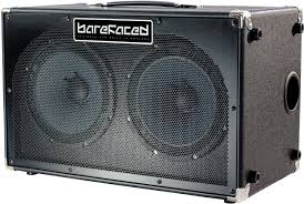 2x10 Bass Cabinet 4 Ohms by Barefaced Bass Two 10