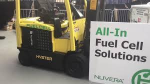 100 Fuel Cells For Trucks NITCO Innovate Showcases Nuvera YouTube
