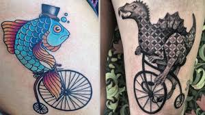 A Woman Needs Man Like Fish Bicycle Not Sure About The Dinosaur Though