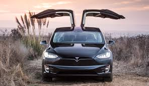 Tesla Tar s Fix for Model X Doors With Latest Software Upgrades
