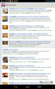 logiciel recette cuisine applis de cuisine les agrégateurs de recettes pour tablettes