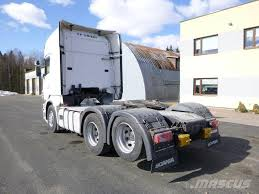 Used Scania R 560 6x2+EURO5+RETARDER+OPTICRUISE Tractor Units Year ...