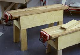 Great Kid Friendly Wood Benches Nice Look Simple To Make