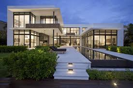 100 Modern Miami Homes Not Too On The Intracoastal WSJ