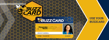 Home BuzzCard Center Georgia Institute of Technology