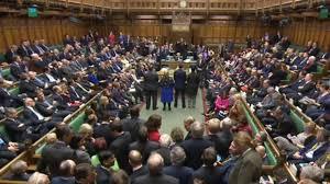 chambre des communes le projet de loi sur le brexit franchit une premiere é au