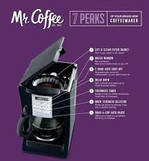 Mr Coffee Filters Features Filter Sizes Commercial