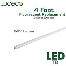 luceco led led fluorescent replacement earthled