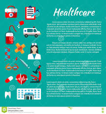 Healthcare And Medical Poster Design