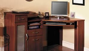 Small White Corner Computer Desk by Drawer Corner Desk With Drawers Glamorous Corner Computer Desk