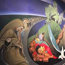 Denver International Airport Murals Painted Over by Images About Diaconspiracy Tag On Instagram
