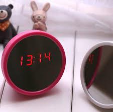 sexe au bureau top vente madame sexe miroir horloges couleur mini beauté